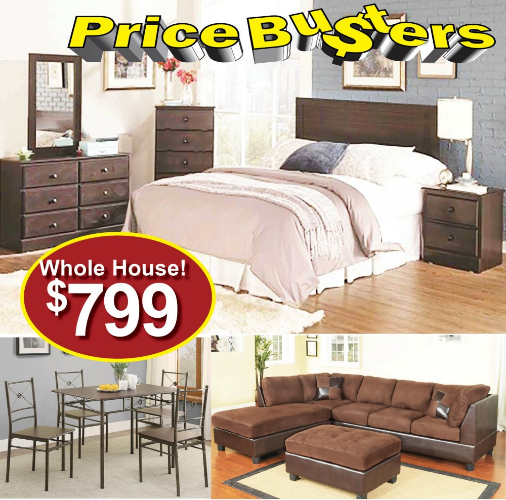 Discount Furniture Package #75
