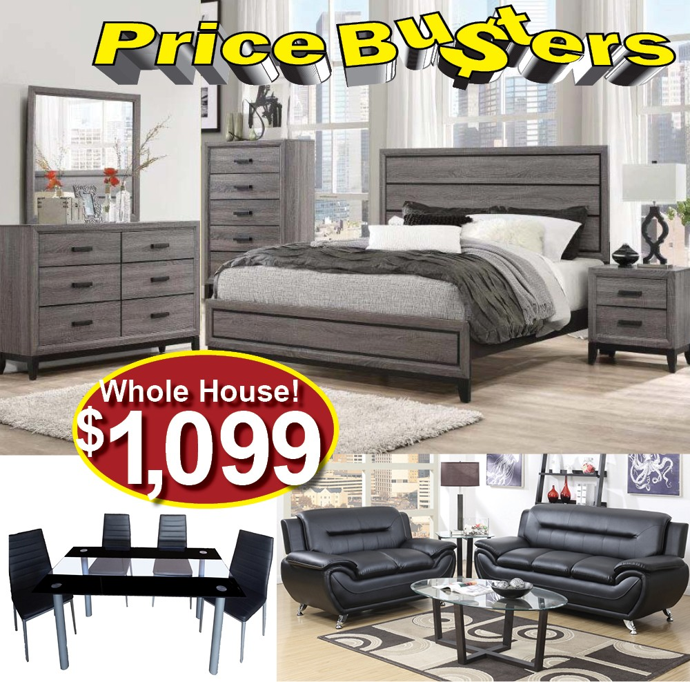Discount Furniture Store Package #6