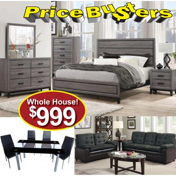 Discount Furniture Store Package #78