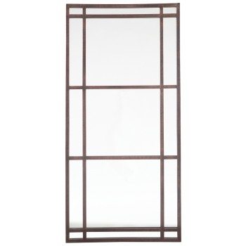 Eddard - Antique Brown - Accent Mirror