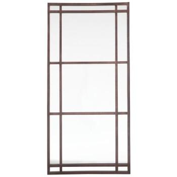 Eddard - Antique Brown - Accent Mirror