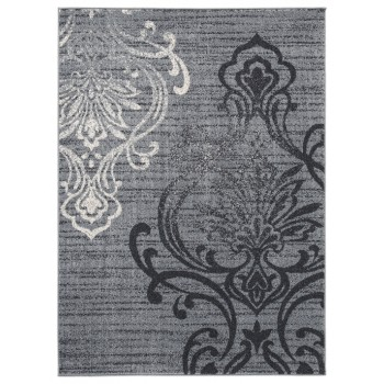 Verrill - Gray/Black - Large Rug