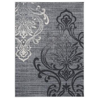 Verrill - Gray/Black - Medium Rug