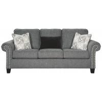 Agleno - Charcoal - Queen Sofa Sleeper