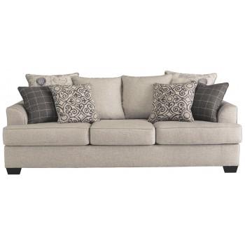 Velletri - Pewter - Queen Sofa Sleeper