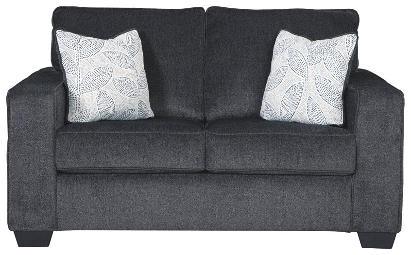 Surprising Altari Slate Loveseat Ibusinesslaw Wood Chair Design Ideas Ibusinesslaworg