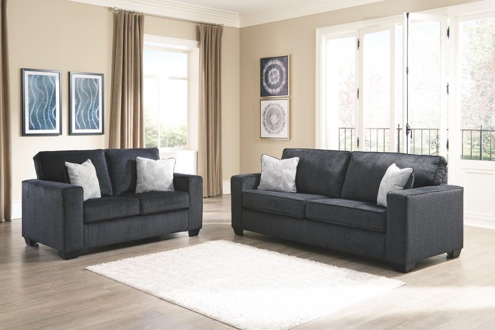 Altari Slate Sofa 8721338 Sofas Furniture World Wa