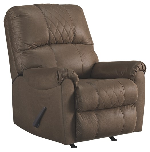 Narzole - Coffee - Rocker Recliner