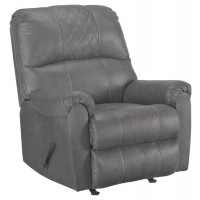 Narzole - Dark Gray - Rocker Recliner