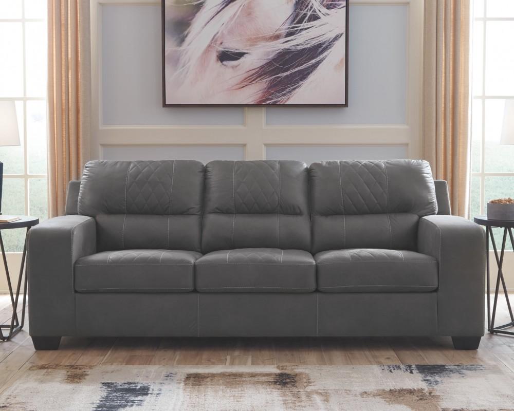 Narzole - Dark Gray - Sofa