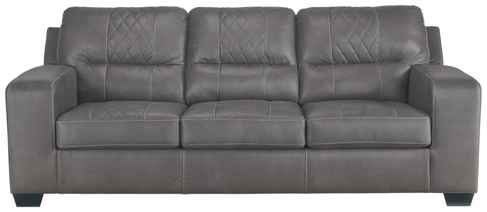 Admirable Narzole Dark Gray Queen Sofa Sleeper Machost Co Dining Chair Design Ideas Machostcouk