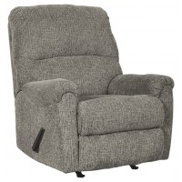 Termoli - Granite - Rocker Recliner