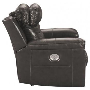 Pomellato - Charcoal - PWR Recliner/ADJ Headrest