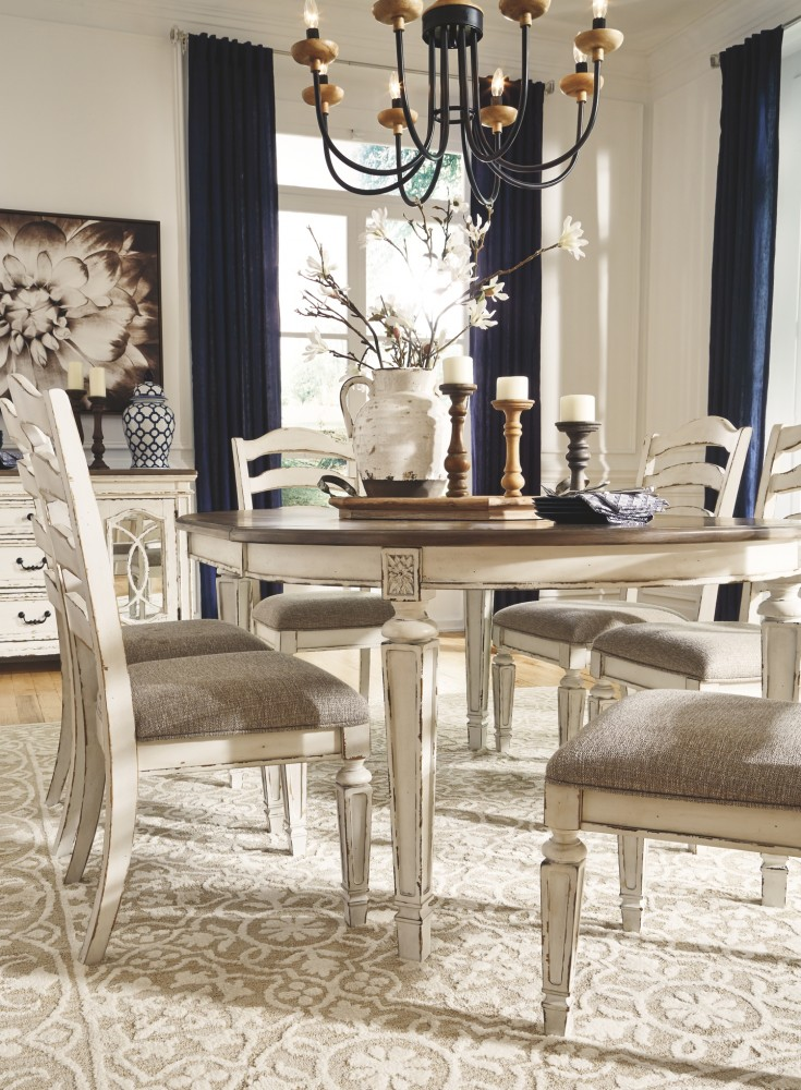 Dining Room Side Chairs Elegant Seating: Dining UPH Side Chair (2/CN