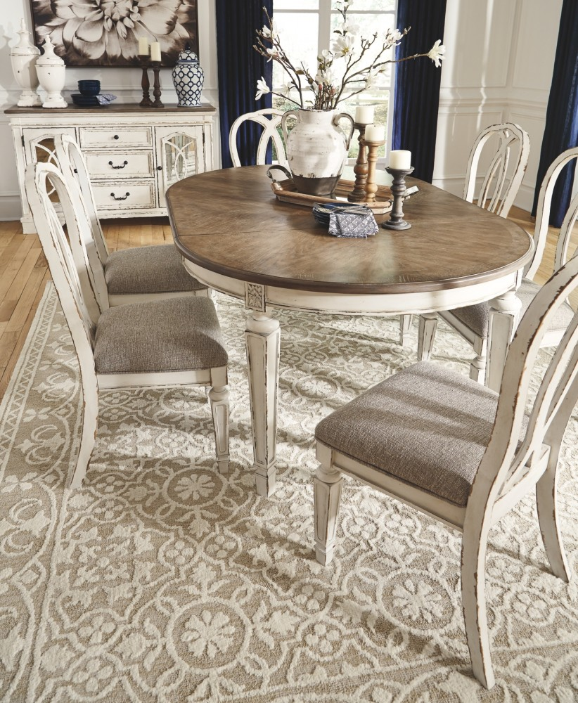 Ashley Furniture Killeen Texas: Dining UPH Side Chair (2/CN