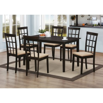 Discount Dining Table & 6 Chairs