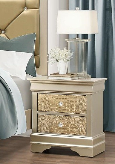 Abel Gold Night Stand Abel Ns Night Stands Price