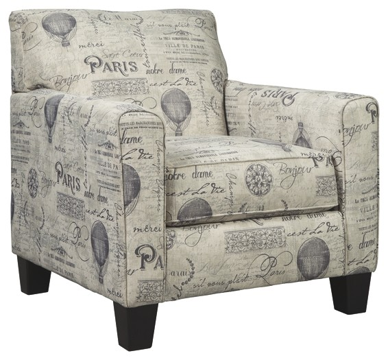 Rent A Center Accent Chairs.Nesso Gray Cream Accent Chair