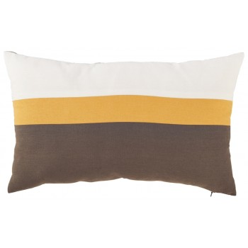Jacop - Gray/Yellow/White - Pillow