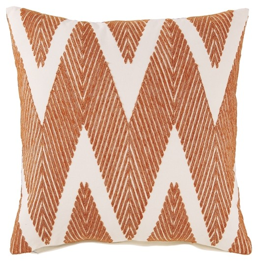 Carlina - Orange - Pillow