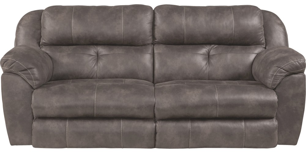Fantastic Ferrington Dusk Power Reclining Sofa W Power Headrest Gamerscity Chair Design For Home Gamerscityorg