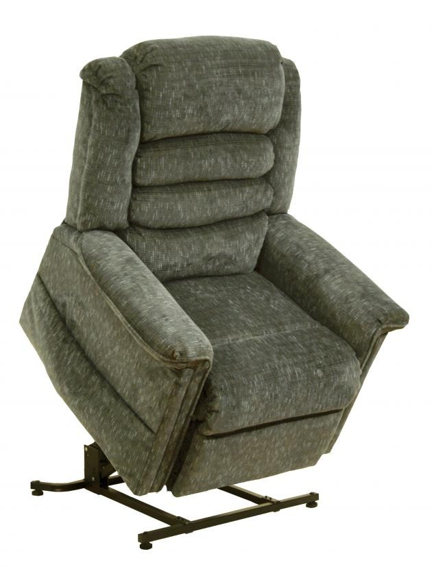 Soother Autumn Power Lift Full Lay Out Recliner W Heat