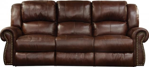 Surprising Messina Walnut Lay Flat Italian Leather Power Reclining Sofa W Power Headrest Creativecarmelina Interior Chair Design Creativecarmelinacom