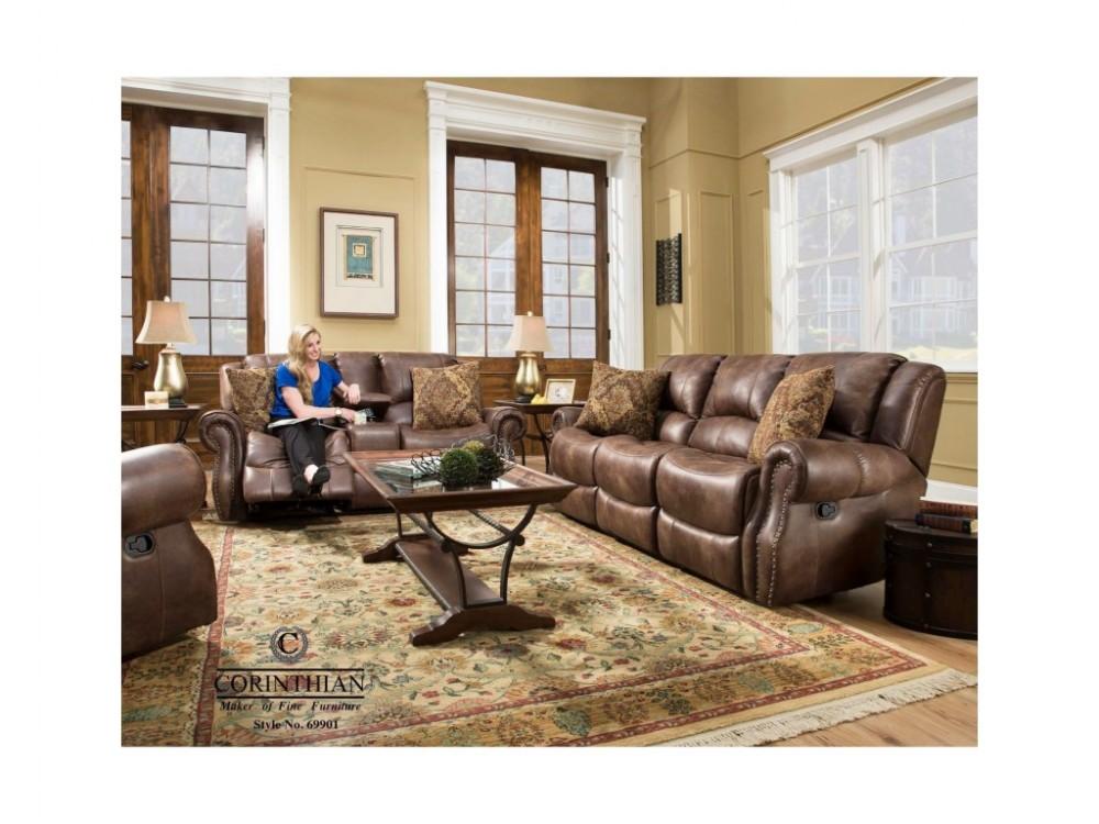 Corinthian 69901-30 Reclining Sofa
