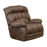 Horton Sunset Power Lay-Flat Recliner w/ Extended Ottoman