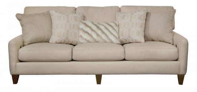 Ackland Linen Sofa