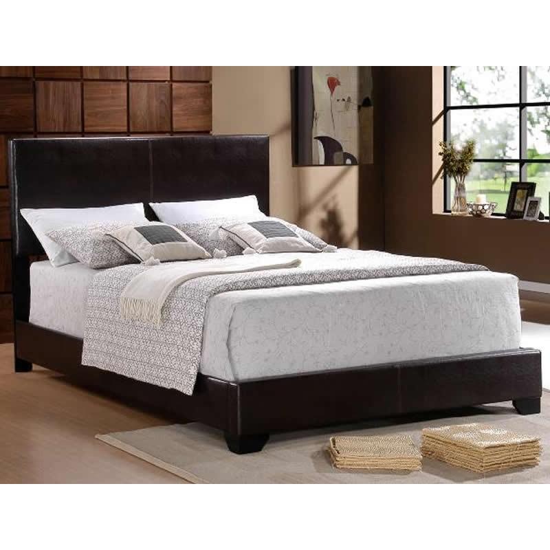 Bedroom Elegance Dublin: Erin 5271-PU Queen Size Bed