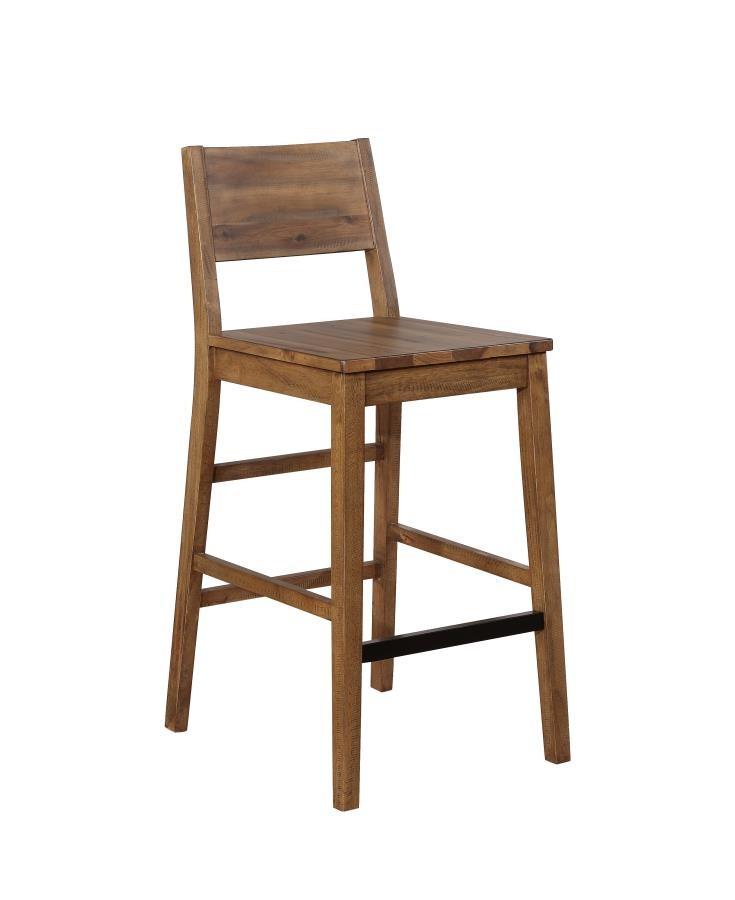 Superb Tucson Colelction Tucson Rustic Varied Natural Bar Stool Pack Of 2 Lamtechconsult Wood Chair Design Ideas Lamtechconsultcom