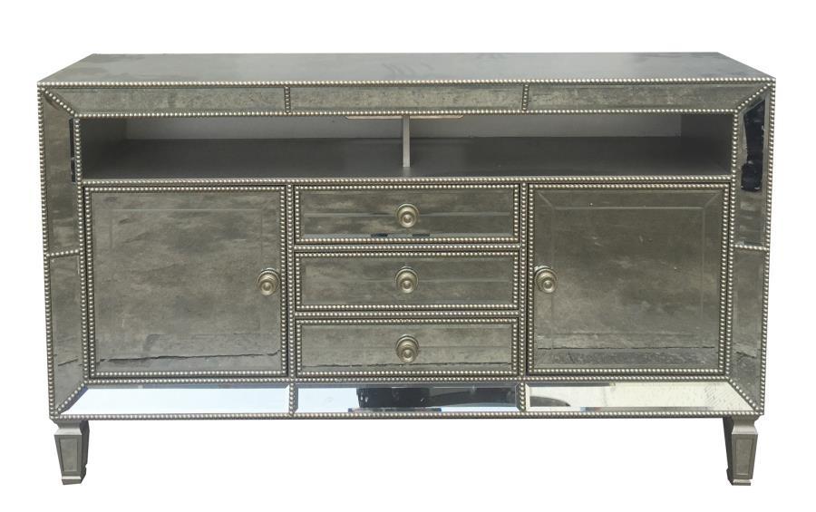 Contemporary Metallic Platinum 60