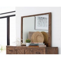 REEVES COLLECTION - Reeves Mojave Brown Mirror