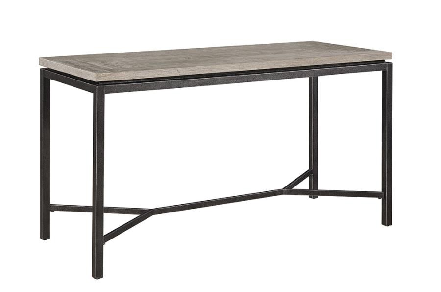 Weathered Elm Counter Height Table 190628 Pub Tables
