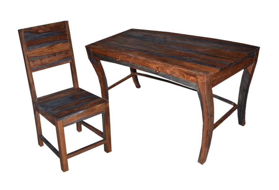 Murray Collection Murray Grey Sheesham Writing Desk