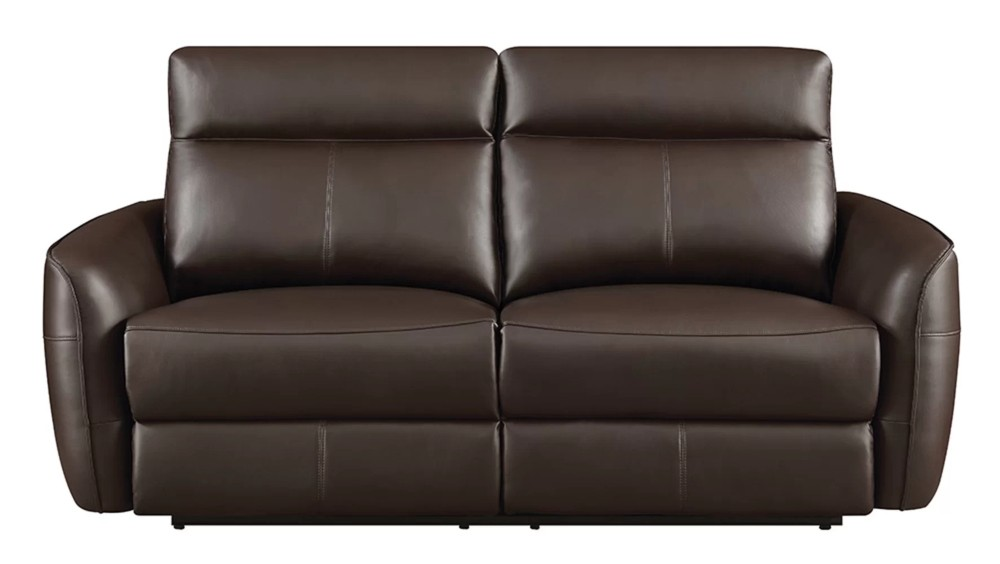 SCRANTON MOTION COLLECTION - Scranton Casual Dark Brown Power^2 Sofa