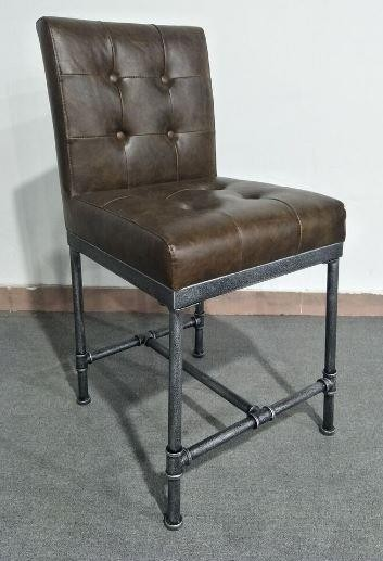 Wondrous Antique Brown Counter Height Stool Pack Of 2 190629 Evergreenethics Interior Chair Design Evergreenethicsorg