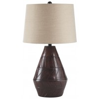 Nelina - Reddish Brown - Terracotta Table Lamp (1/CN)