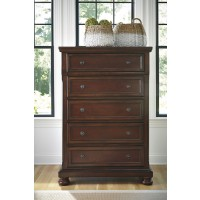 Porter - Rustic Brown - Chest