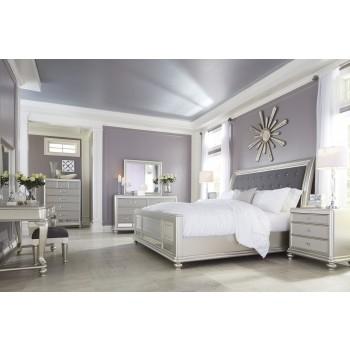 Coralayne King Bed