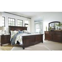 Porter California King Panel Bed