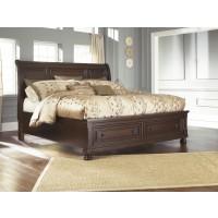 Porter Queen Storage Bed