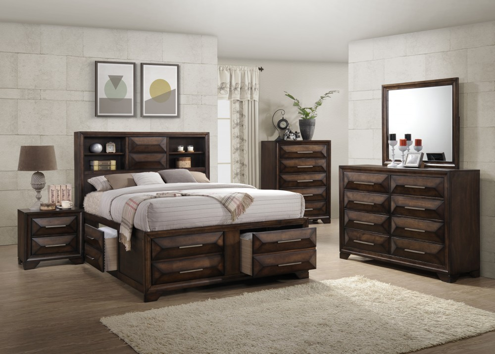 Simmons Anthem Bedroom Group