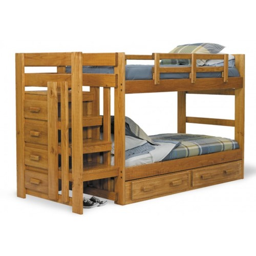Heartland Collection Stair Way Bunk Bed New Bedroom Boards Collection