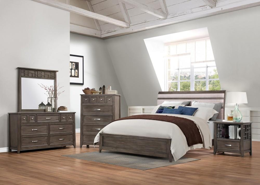 Modesto Bedroom