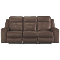 Jesolo - Coffee - Reclining Sofa