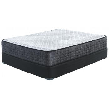 Limited Edition Firm - White - California King Mattress