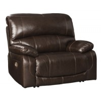 Hallstrung - Chocolate - PWR Recliner/ADJ Headrest
