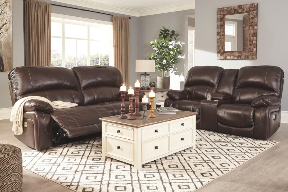 Incredible Hallstrung Chocolate 2 Seat Reclining Power Sofa Cjindustries Chair Design For Home Cjindustriesco